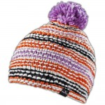 Black Canyon Strickmütze Oversized Winter  Beanie mit Bommel, 2 Farben, orange, BC1118 Bild 2